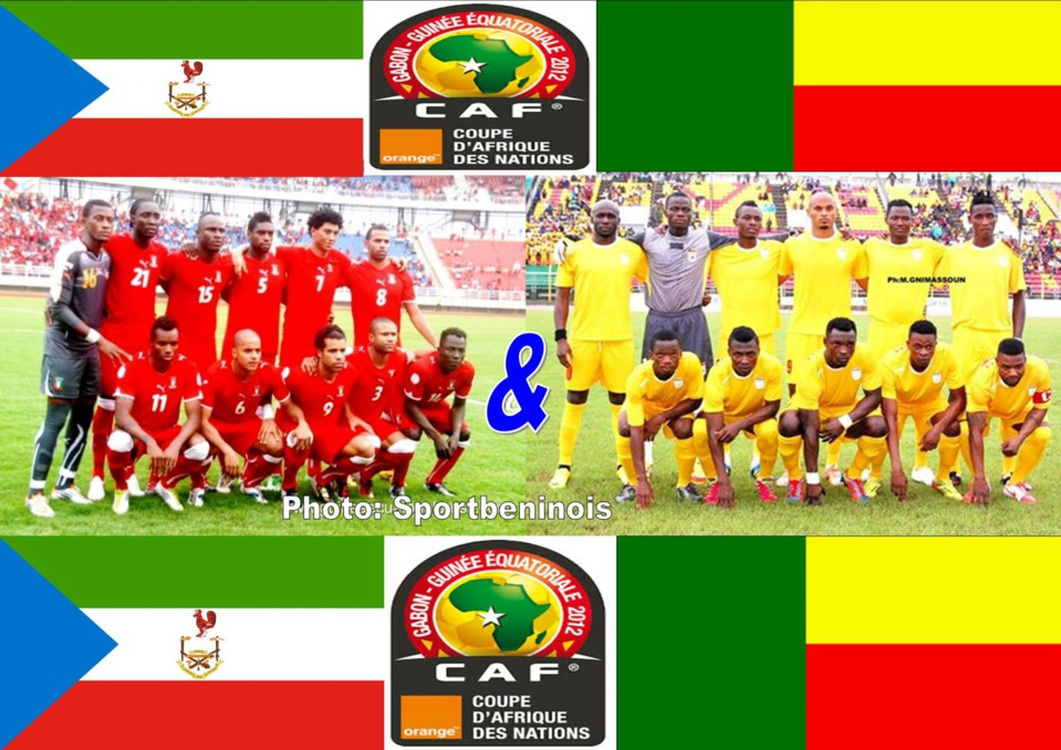 Math amical international de Football : Guinée Equatoriale-Bénin