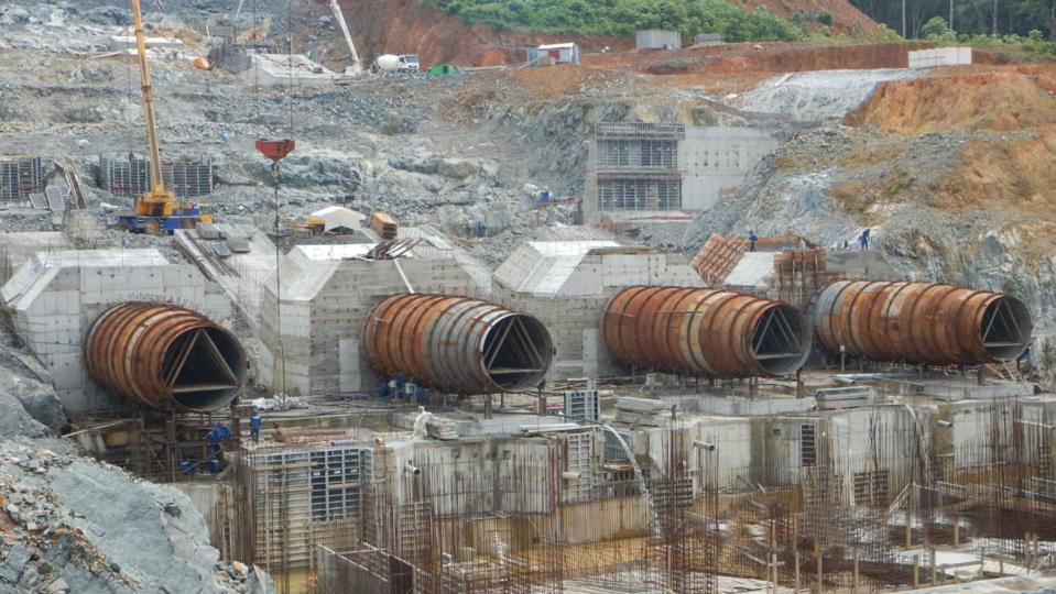Guinée Equatoriale : Le barrage de Sendje (200MW) pourrait être livré dans moins de trois ans selon le constructeur Ukrainien