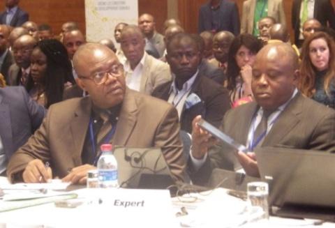 CEEAC-EAC : réunion à Brazzaville des experts de l'environnement et de l'économie