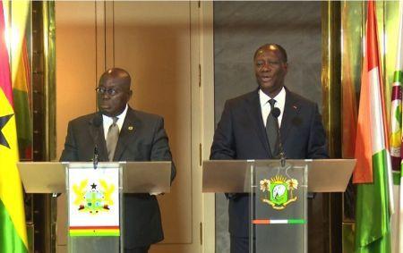 Togo :  Cinq Chefs d'Etats Ouest Africains se posent en médiateurs
