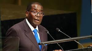 """L'OMS """"ANNULE"""" LA NOMINATION DU PRÉSIDENT MUGABE COMME AMBASSADEUR DE BONNE VOLONTÉ"""