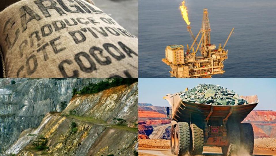 L'Afrique plus dépendante des matières premières dans ses échanges