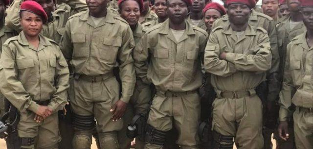 Guinée-Equatoriale/Centrafrique : 144 nouveaux soldats Centrafricains formés en Guinée Equatoriale