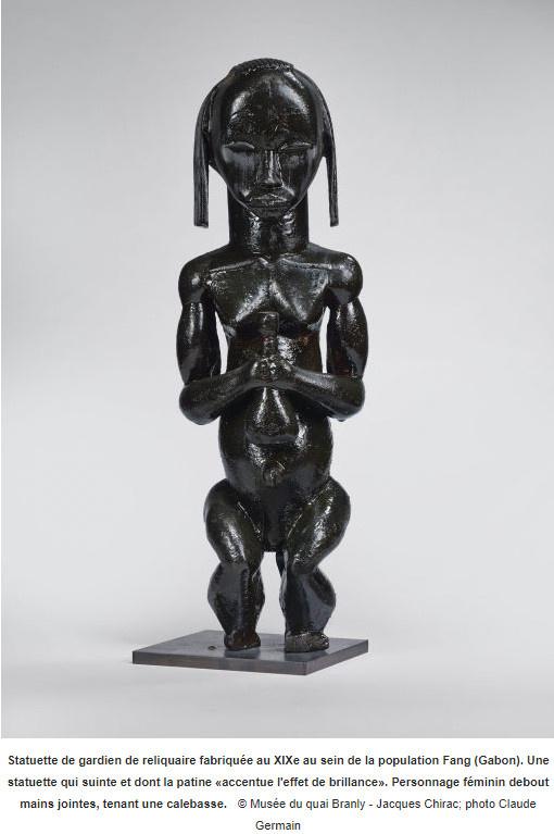 L'Afrique Equatoriale atlantique : Vaste aire culturelle de la Guinée Equatoriale,du sud  Cameroun, du Gabon et de l'ouest du Congo