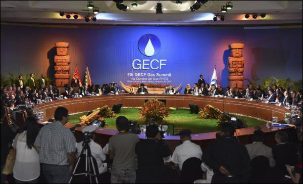Les pays exportateurs de gaz demandent des prix justes