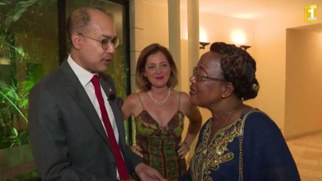 Fred Constant, un Martiniquais ambassadeur de France en Guinée Equatoriale