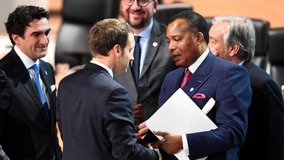 Congo-Brazza: les promesses économiques de Sassou-Nguesso à la France et au FMI