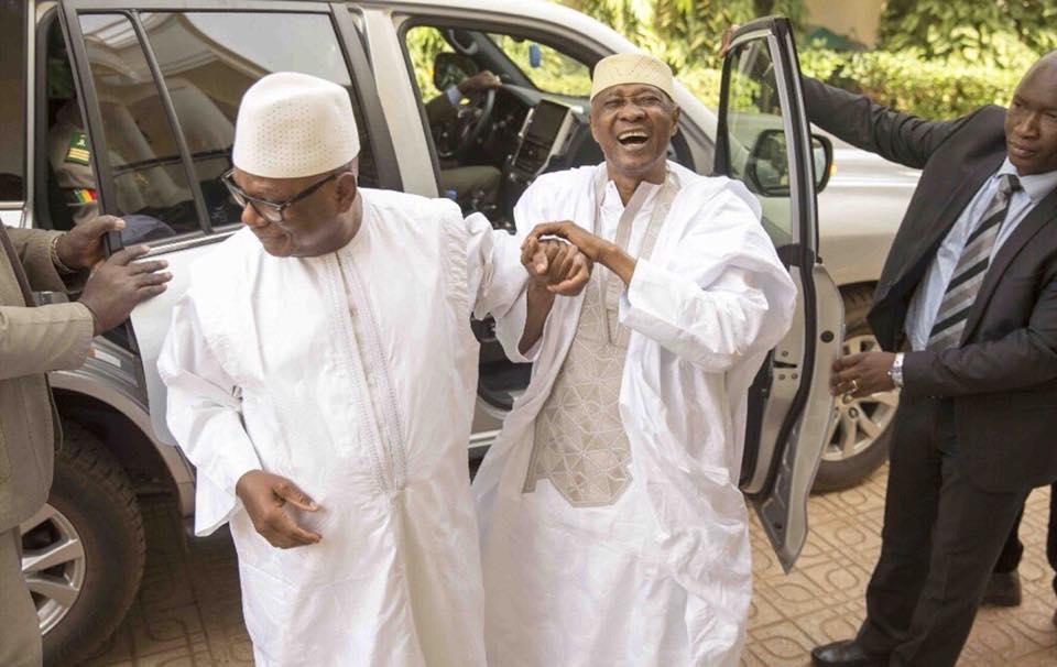 Mali: l'ancien président Amadou Toumani Touré est retourné au Mali