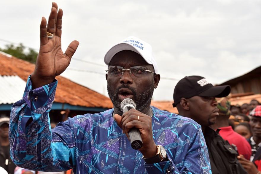 Liberia : George Weah élu président