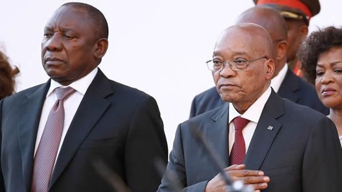 Afrique du Sud : poussé par son parti vers la sortie, Zuma résiste toujours