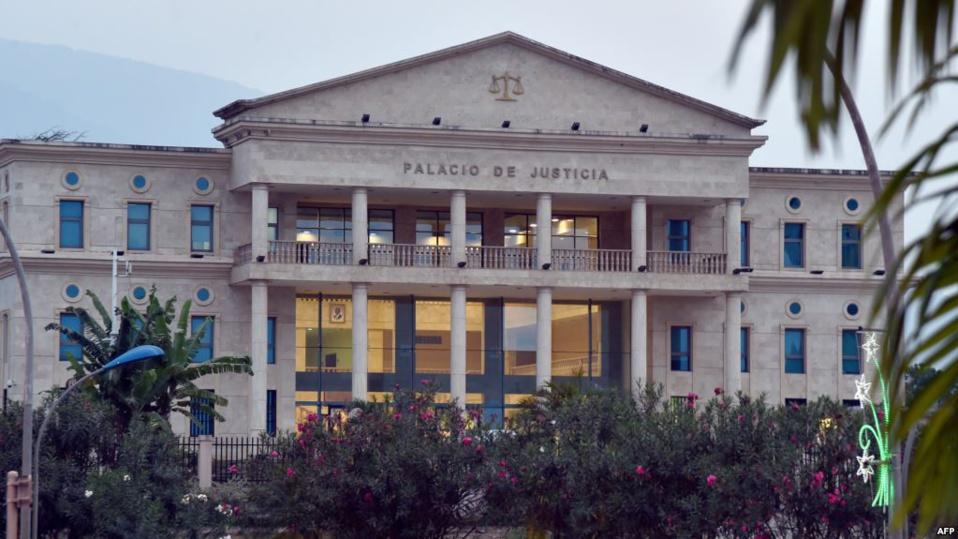 Palais de Justice de Malabo Guinée Equatoriale