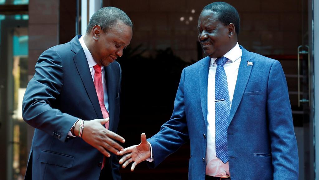 Kenya: signes de détente après l'accord entre Odinga et Kenyatta
