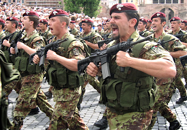 Le panorama des forces armées étrangères présentes en Afrique (Suite)