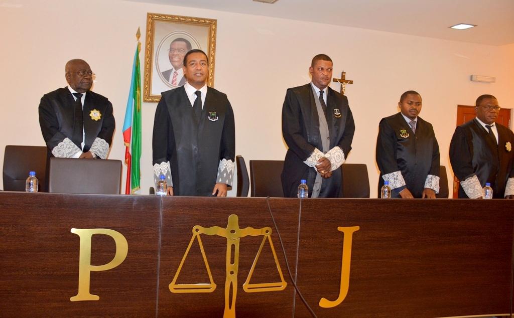Procès des militants du parti  ( CI ) : Les preuves de l'existence d'une justice indépendante et impartiale en Guinée Equatoriale !!!
