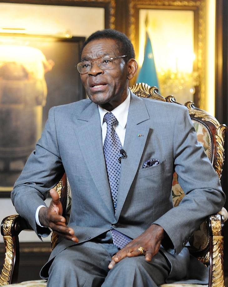 Joyeux  anniversaire Monsieur le Président de la  République de Guinée Equatoriale !