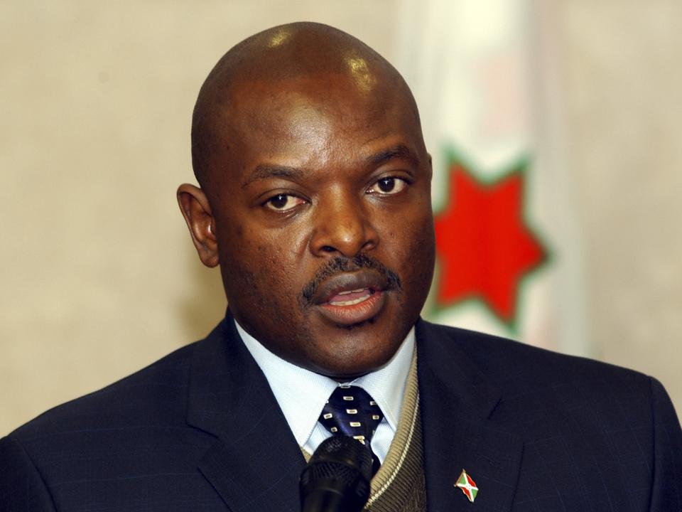 Burundi : coup de théatre, Pierre Nkurunziza ne serait pas candidat en 2020