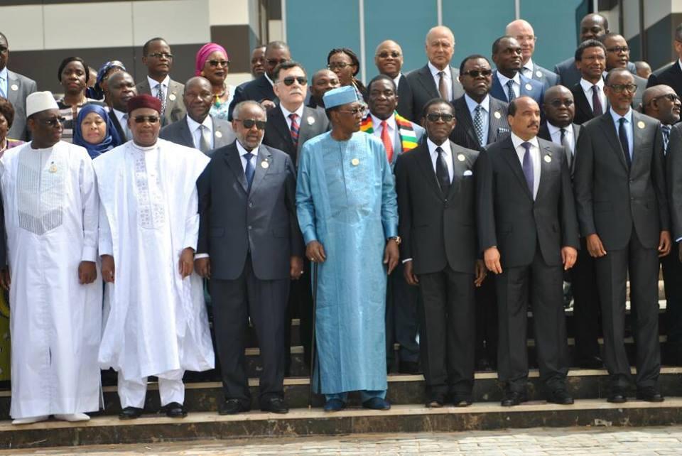 Obiang Nguema Mbasogo est présent  à Nouakchott pour le 31e sommet des chefs d'État
