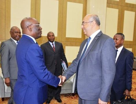 Le Ministre  des affaires étrangères de Guinée Equatoriale,au cœur des accords entre l'UNESCO et les autorités gouvernementales !