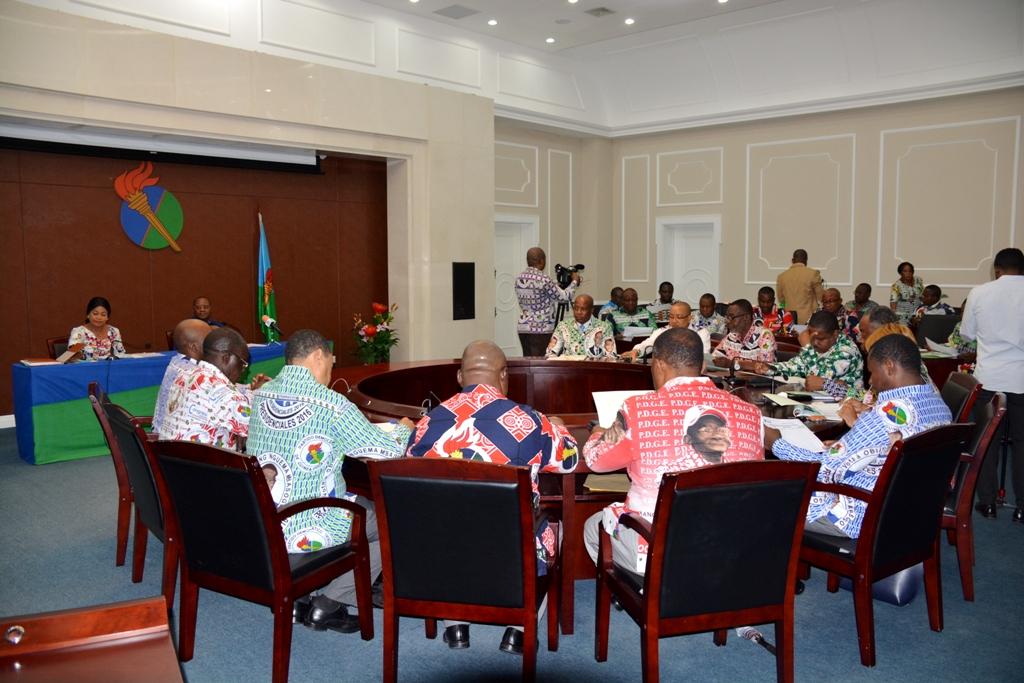 PDGE : Préparatifs de la commémoration du cinquantenaire de la Guinée Équatoriale à la souveraineté internationale !