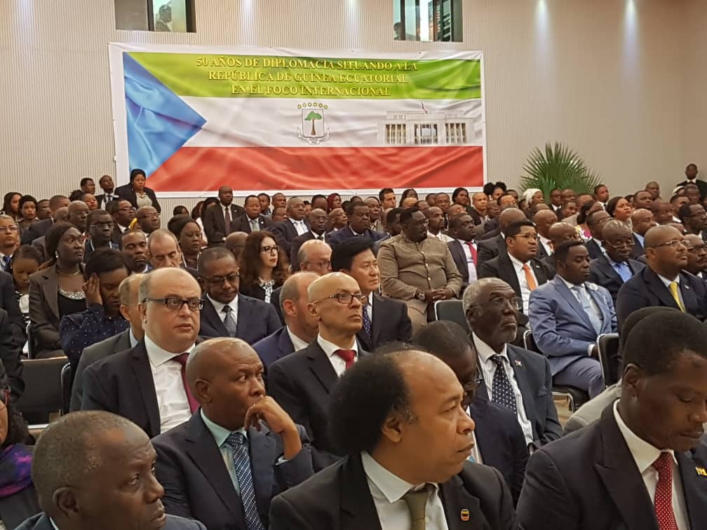Clôture de la conférence des ambassadeurs à Malabo