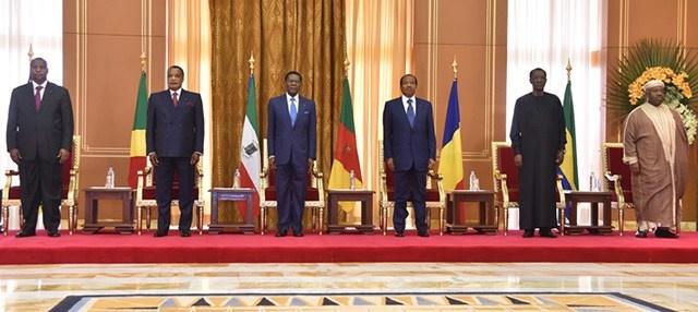 Zone Cemac : Sommet extraordinaire des chefs d'État au Tchad