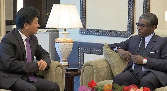 Guinée Equatoriale/Chine : Malabo et Pékin souhaitent renforcer leur coopération