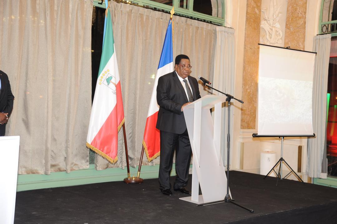 Ambassade de Guinée Équatoriale à Paris : Célébration du cinquantenaire de l'indépendance !