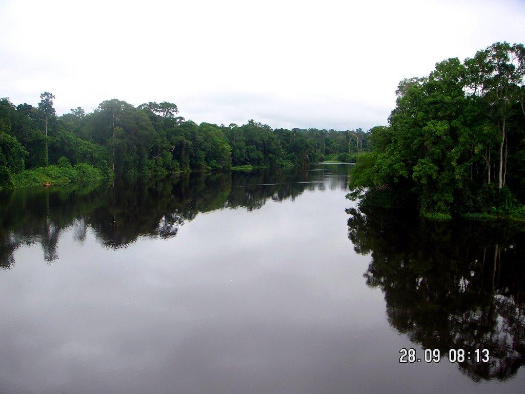 La Guinée Équatoriale et le Cameroun seront bientôt reliés à travers  le Pont sur le fleuve Ntem !