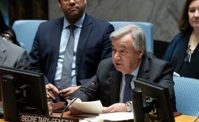 Afrique: La présence de mercenaires aggrave les conflits et menace la stabilité de l'Afrique, déplore António Guterres
