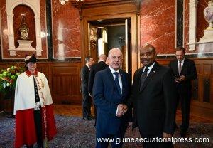 Guinée Equatoriale : S.E.Lazaro Ekua Avomo,un patriote hors pair qui travaille pour les intérêts du pays depuis la Suisse !