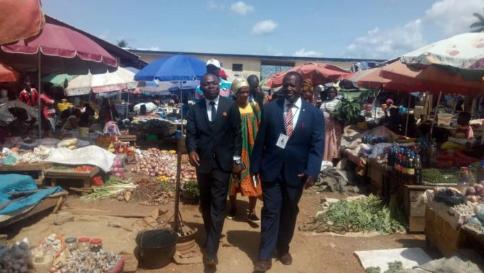 Guinée Equatoriale/Cameroun : relations de bon voisinage, le Maire d'Ambam(Cameroun) reçoit une délégation équato-guinéenne !