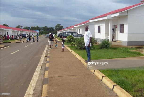 Photos logements sociaux en Guinée équatoriale