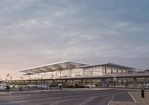 Guinée Equatoriale : L'aéroport de Bata, la deuxième ville du pays,sera bientôt doté d'un nouveau terminal passagers !