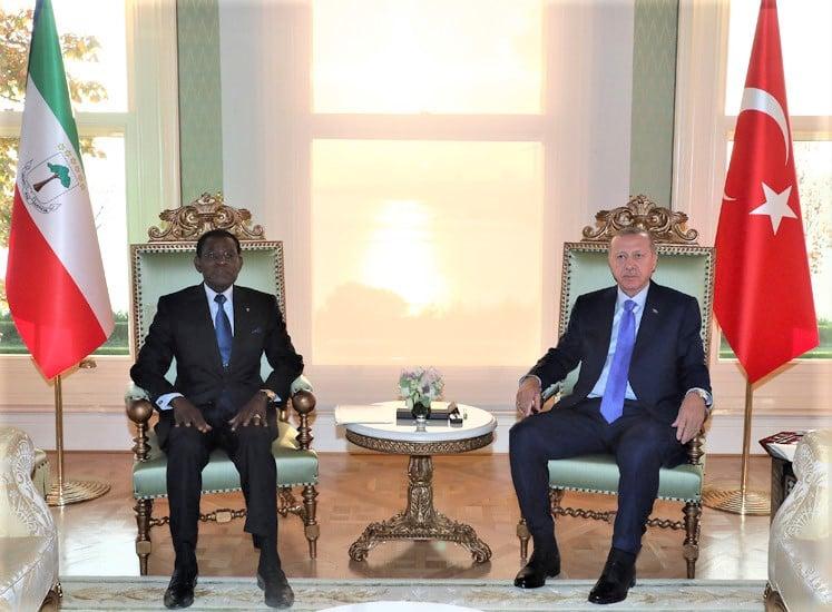 Le Président Obiang Nguema Mbasogo est rentré à Malabo après la troisième étape de son périple Européen