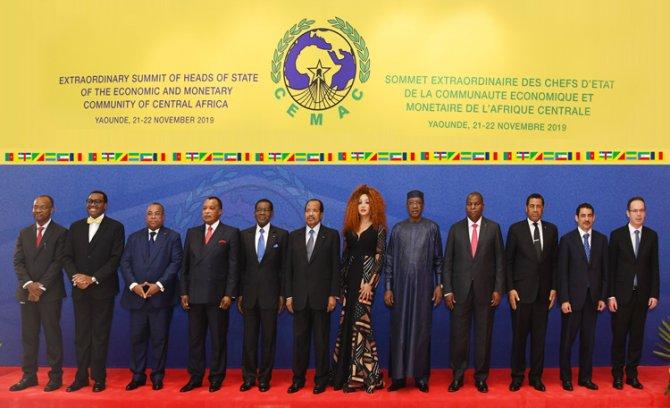Communiqué final du Sommet extraordinaire des pays de la CEMAC du 22 novembre 2019
