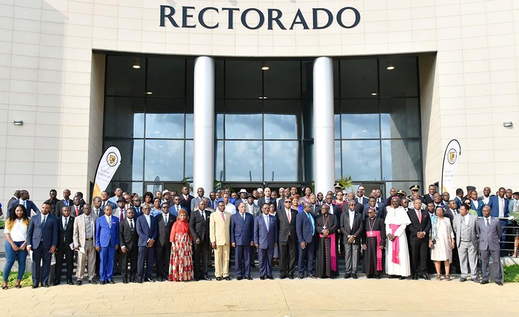 Guinée Equatoriale :  L'Université afro-américaine d'Afrique centrale ouvre officiellement ses portes pour la première rentrée universitaire
