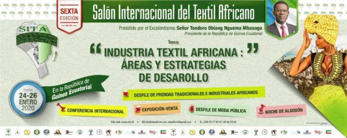 Guinée Equatoriale : Malabo accueille la 6e édition du Salon du textile africain