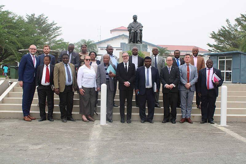 L'Université de Drexel renforce son partenariat universitaire et de recherche avec l'Université nationale de Guinée équatoriale