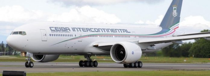 Guinée équatoriale : La compagnie aérienne Ceiba, annonce l'annulation de tous les vols nationaux
