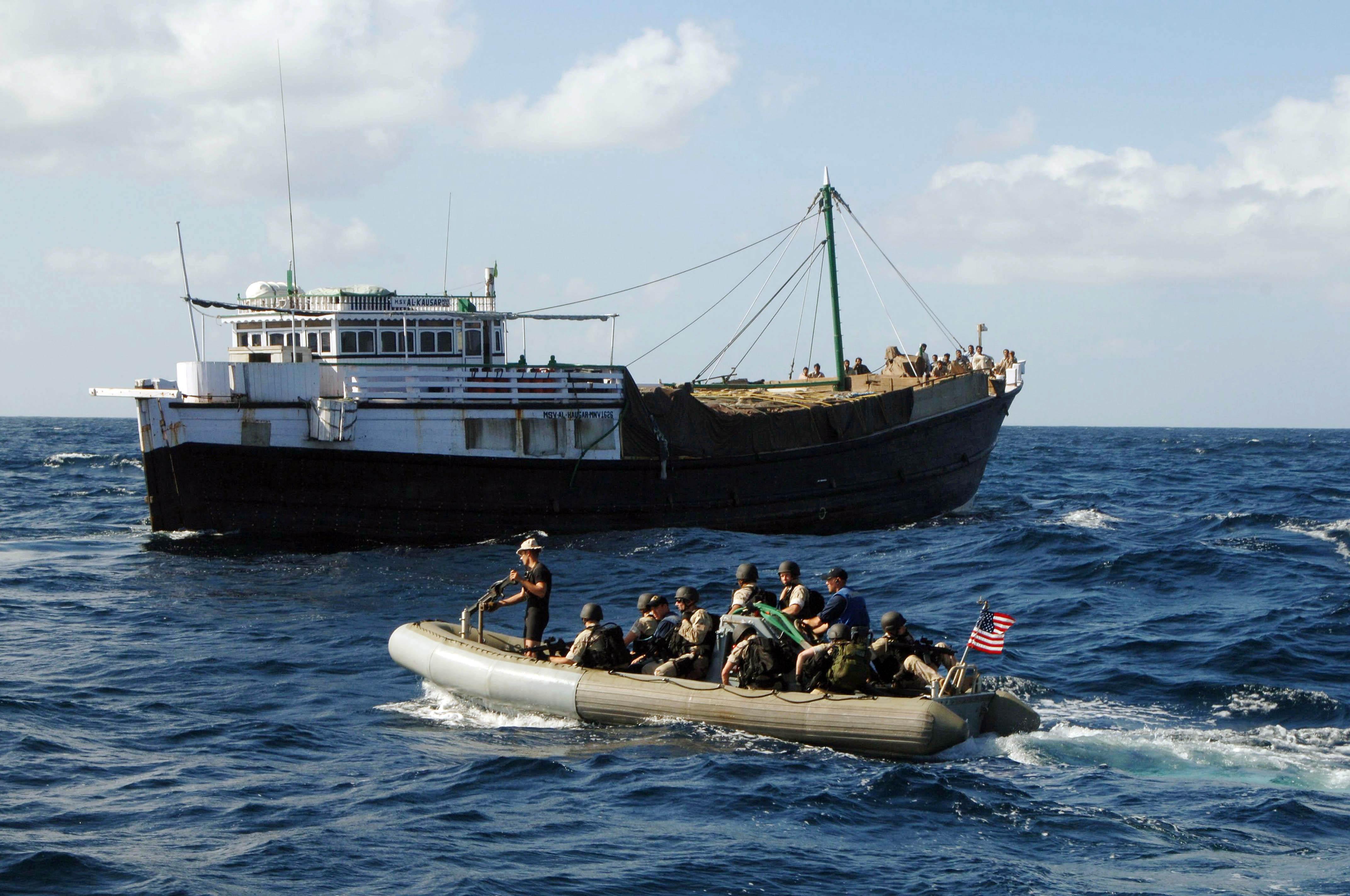Guinée équatoriale: cinq marins enlevés dans les eaux territoriales