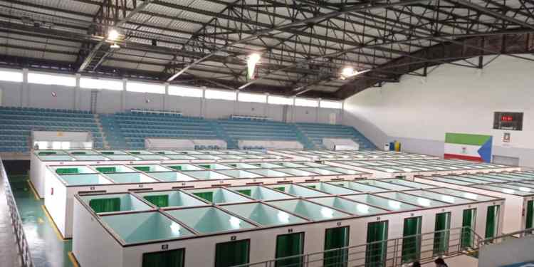 Guinée équatoriale : Le gouvernement installe deux pavillons d'isolement temporaire pour les patients atteints de coronavirus