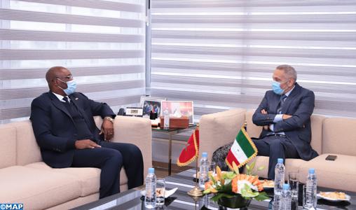 Le Maroc et la Guinée Equatoriale veulent renforcer leur coopération industrielle