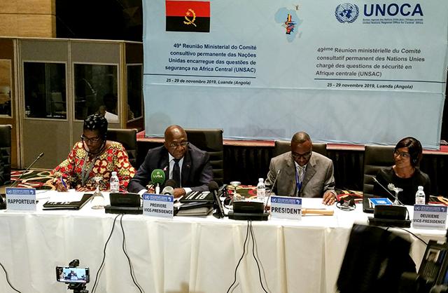 ONU : La 50e réunion de l'Unsac fixée au 4 décembre à Malabo