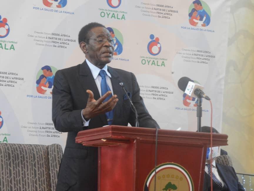 Guinée équatoriale : La ville d'Oyale se dote  d'un Centre de gynécologie et de fertilité  inauguré par le Président Obiang Nguema Mbasogo !
