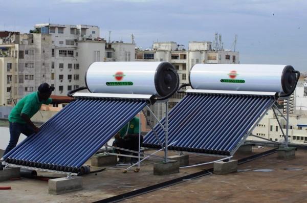 ENERGIE SOLAIRE : L'Afrique a son développement en main