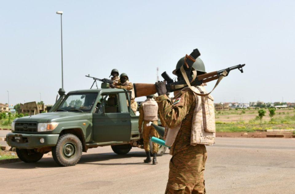 Le Burkina veut tourner la page du coup d'Etat