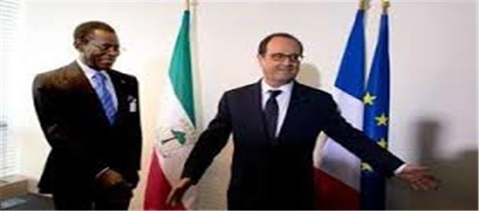 Un diplomate français magnifie l'action d'Obiang Nguema dans les relations bilatérales France-Guinée Equatoriale