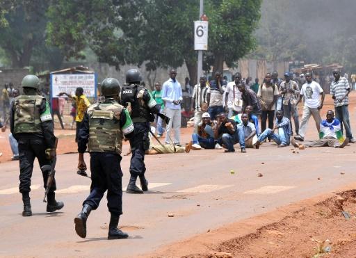 Centrafrique: 61 morts, 300 blessés dans les violences de septembre