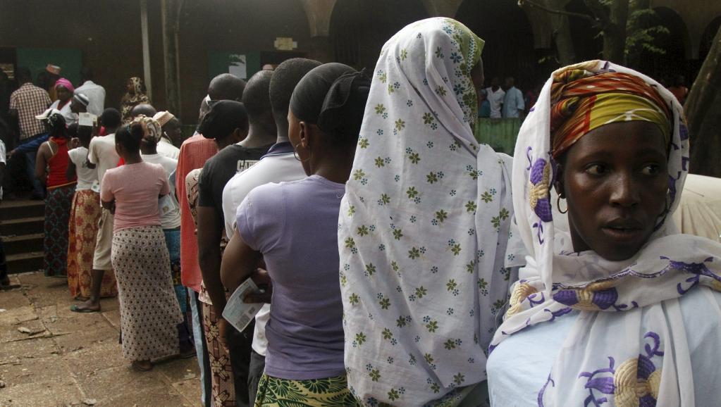 [Spécial Guinée] Journée de vote dans le calme pour la présidentielle