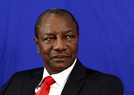 Résultats provisoires partiels en Guinée: Alpha Condé vire en tête